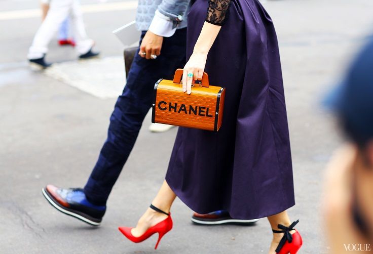 Chanel Bag Style Domination