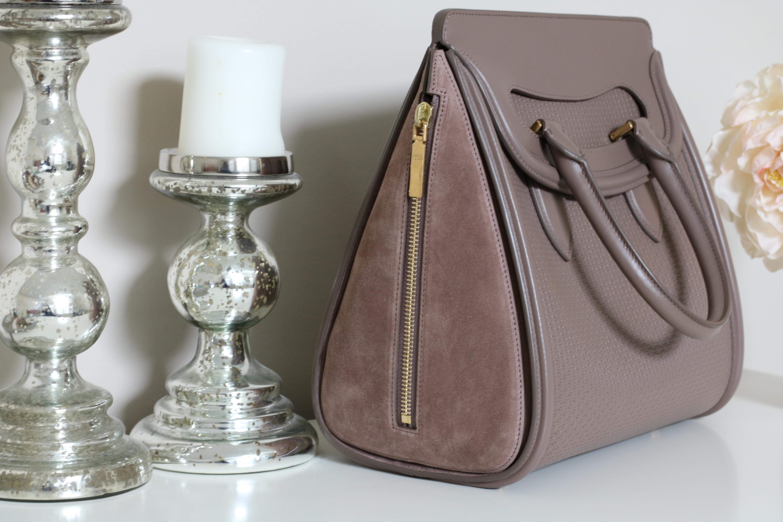 Bag Bliss: Alexander McQueen Heroine Tote   www.styledomination.com