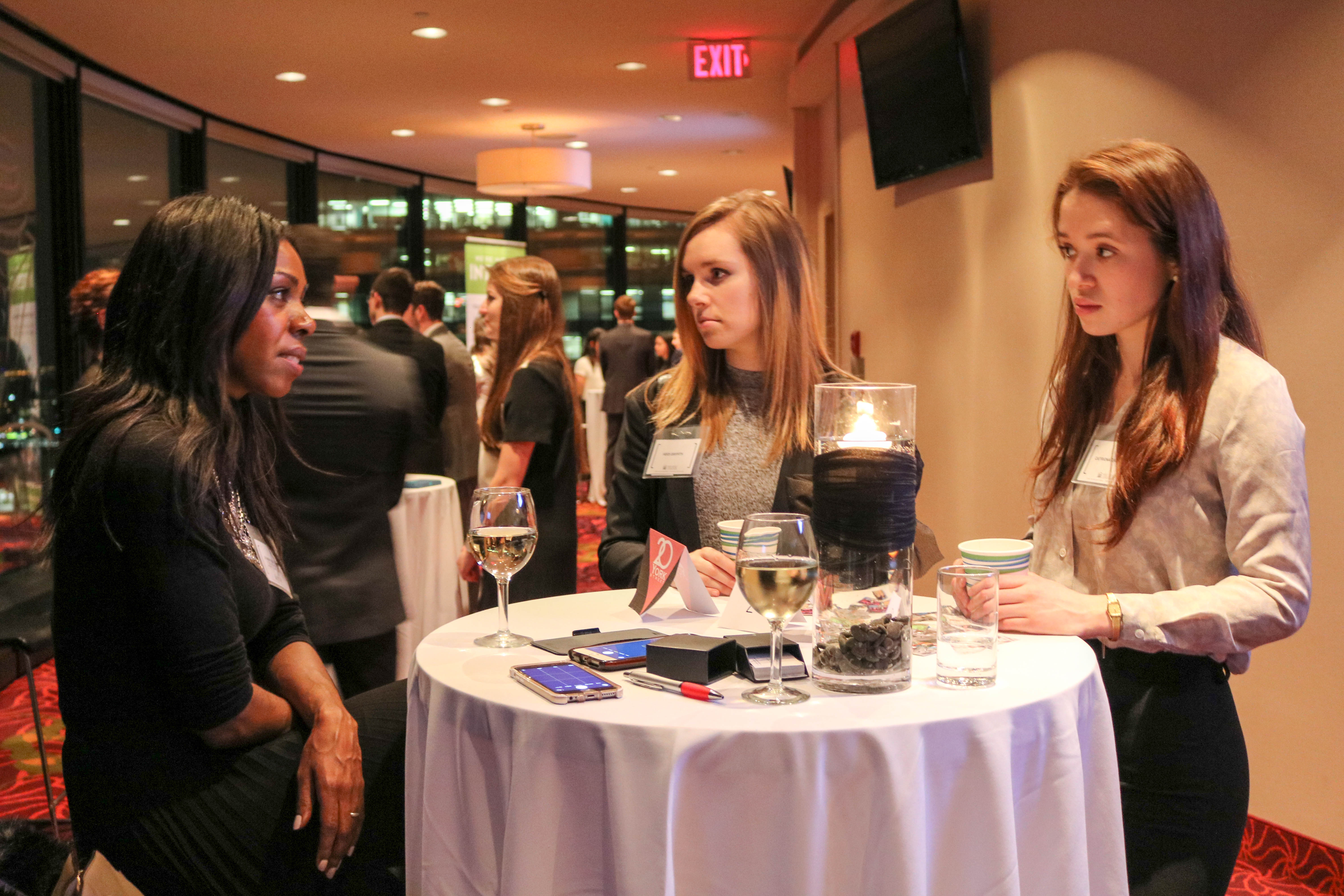 Blogging 101: A Night With University of Ottawa's Telfer Marketing Association | www.styledomination.com