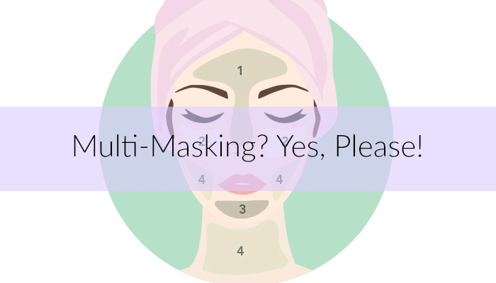Multi-Masking? Yes, Please! | www.styledomination.com