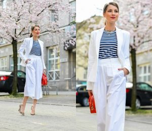 Fashion Quandary: How To Wear Culottes | www.styledomination.com