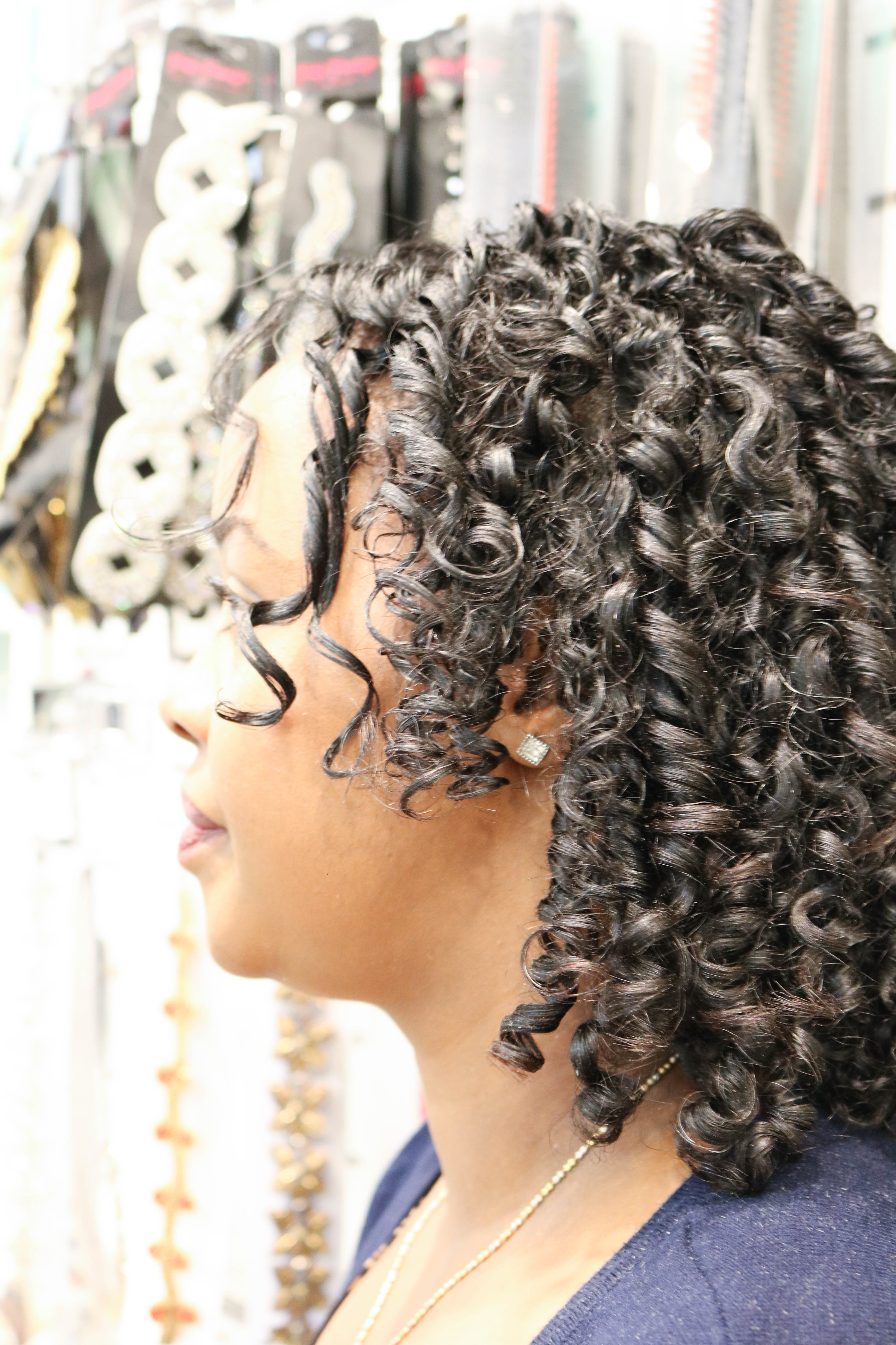 How To Achieve Perfect Curls - Curl Keeper Review | www.styledomination.com