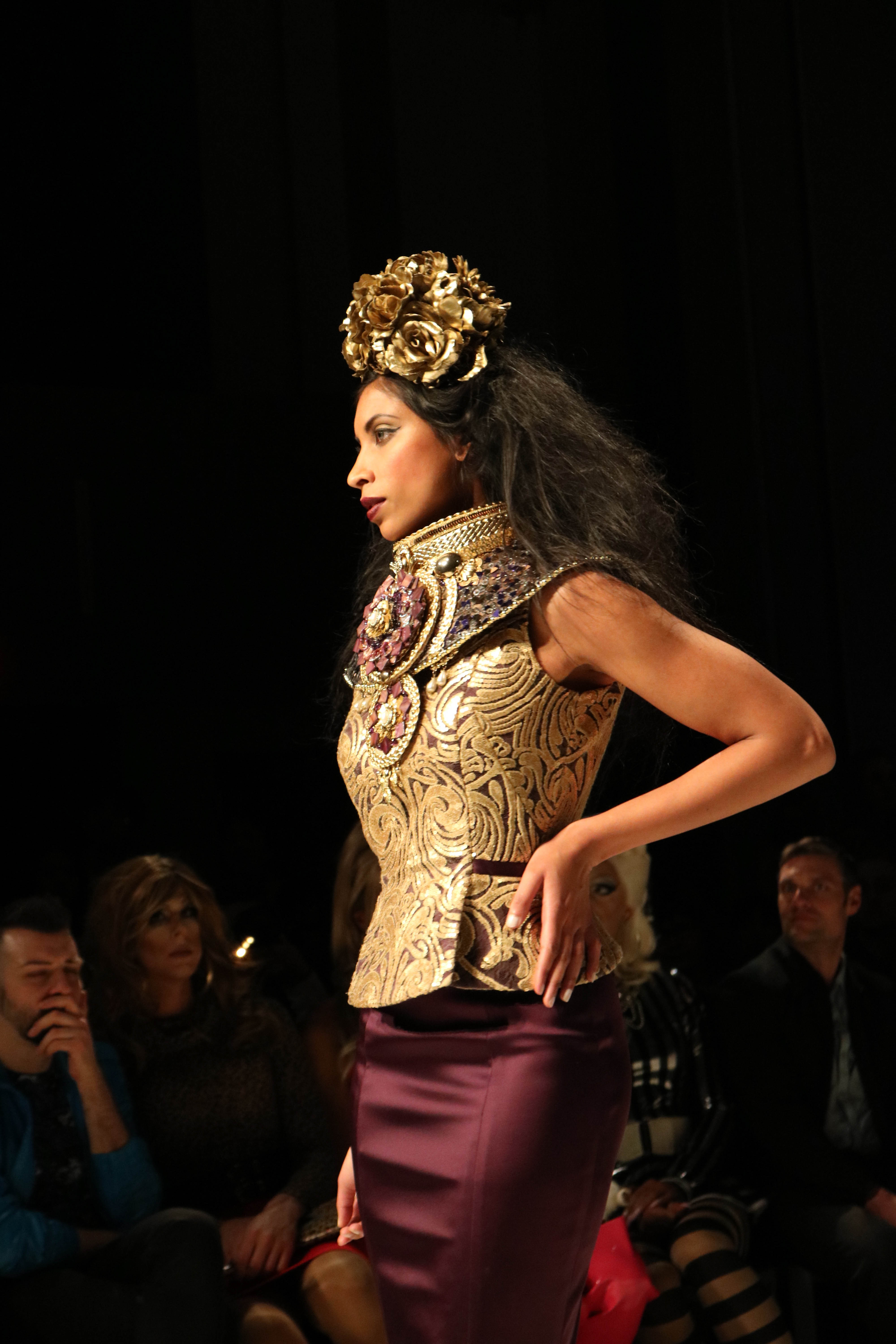 Haute Couture Luxury at Fashion Art Toronto | www.styledomination.com