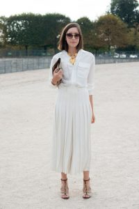Fashion Quandary: How To Wear Culottes   www.styledomination.com