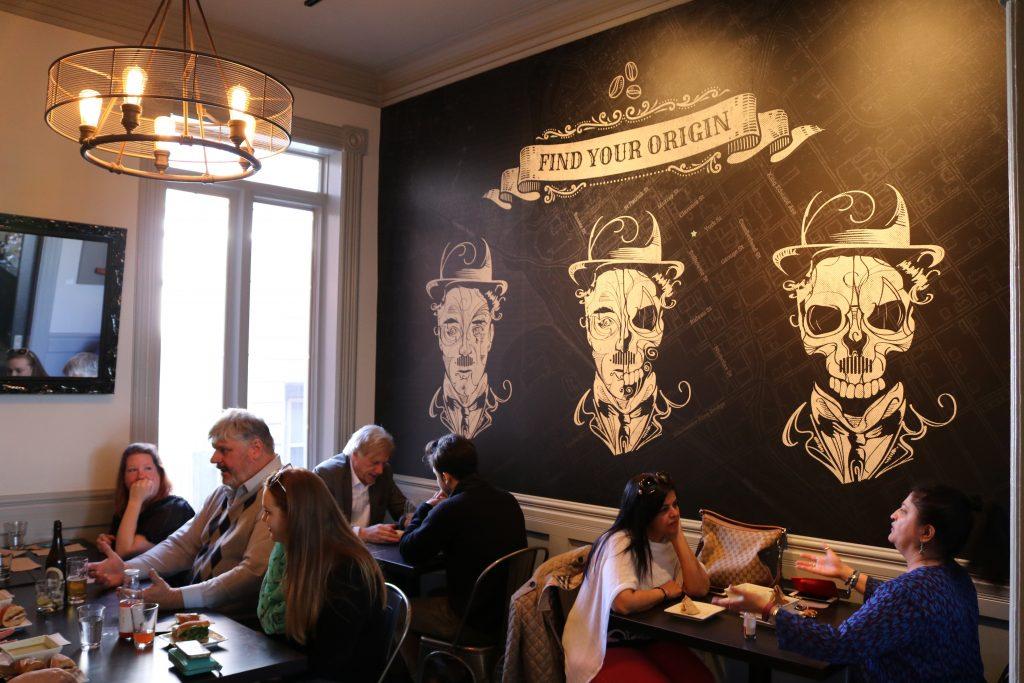 Origin Trade – A Café Lounge Like No Other