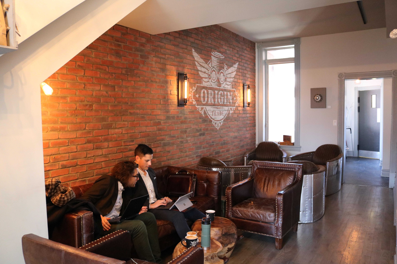 Origin Trade - A Café Lounge Like No Other | www.styledomination.com