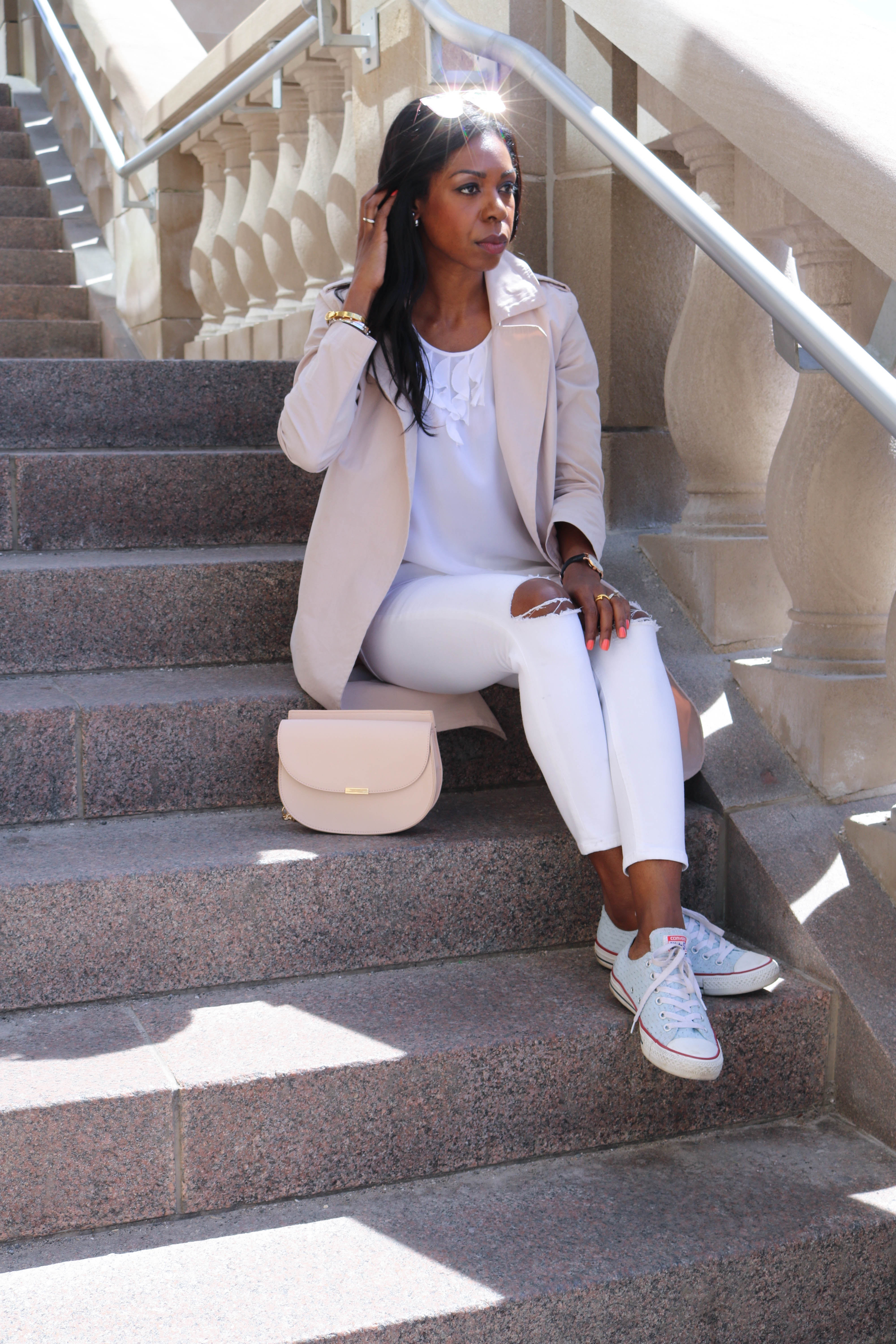 A Tourist In Her Own City | www.styledomination.com