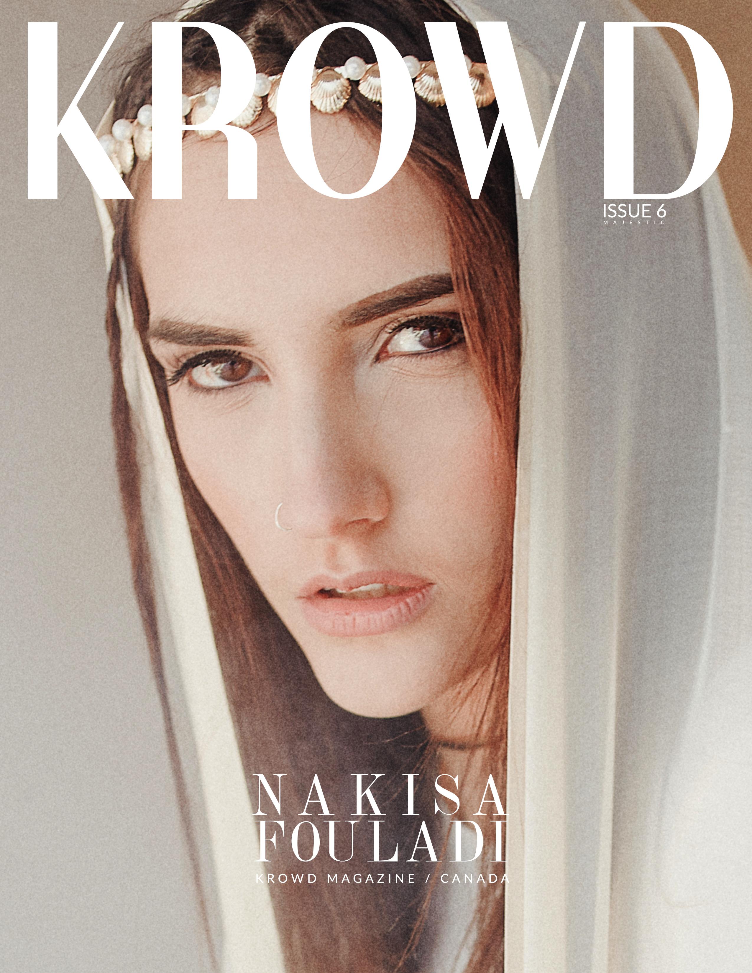 Krowd Magazine: The Majestic Issue | www.styledomination.com