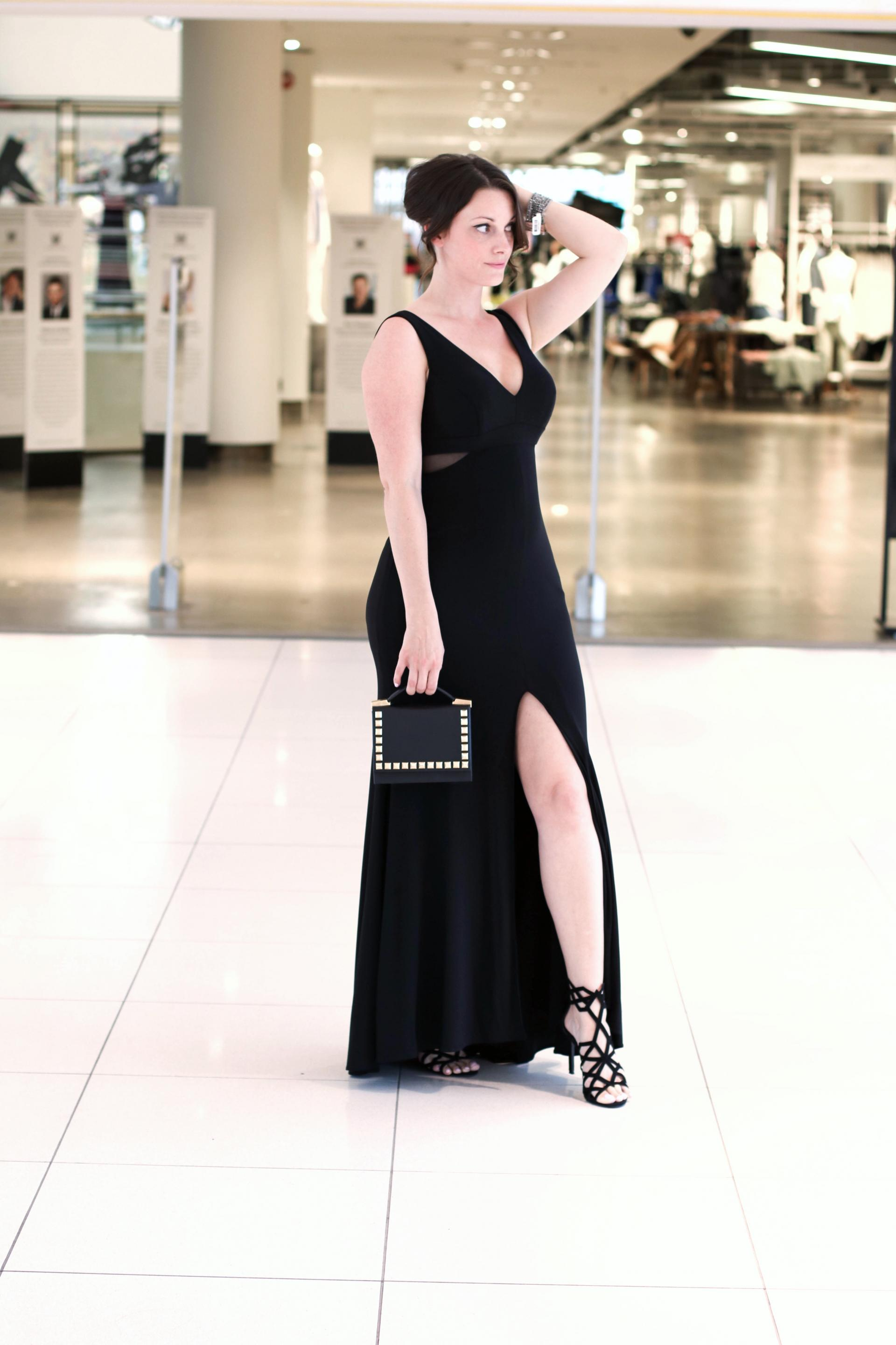 GGPAA Glam with The Hudson's Bay | www.styledomination.com