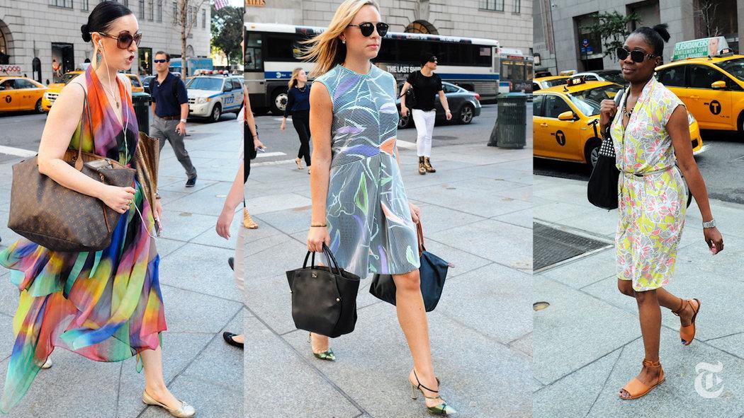 NY Times Dresses