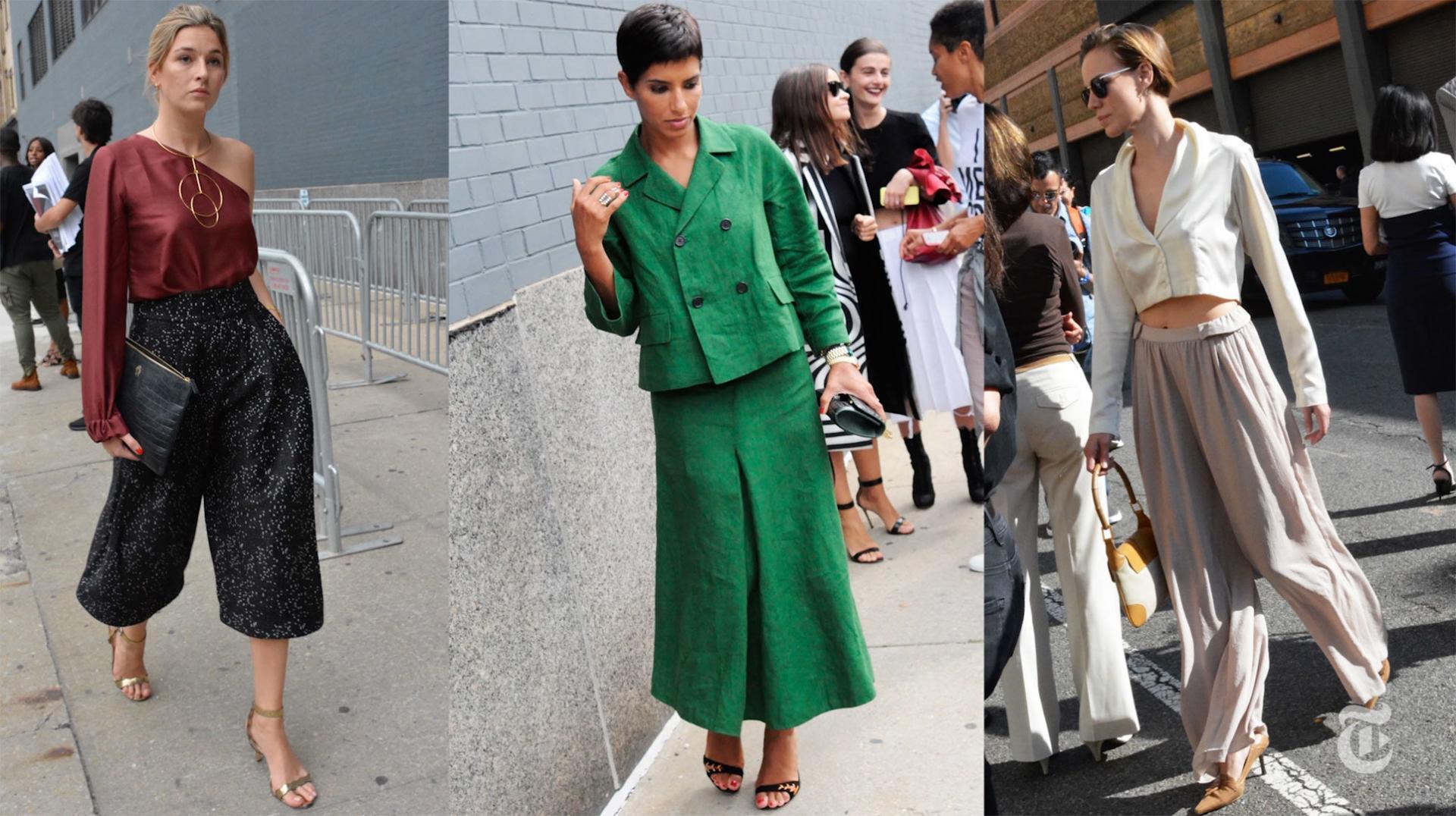 NY Times Fashionistas