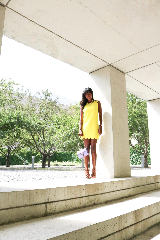 Mellow Yellow - SheInside.com | www.styledomination.com