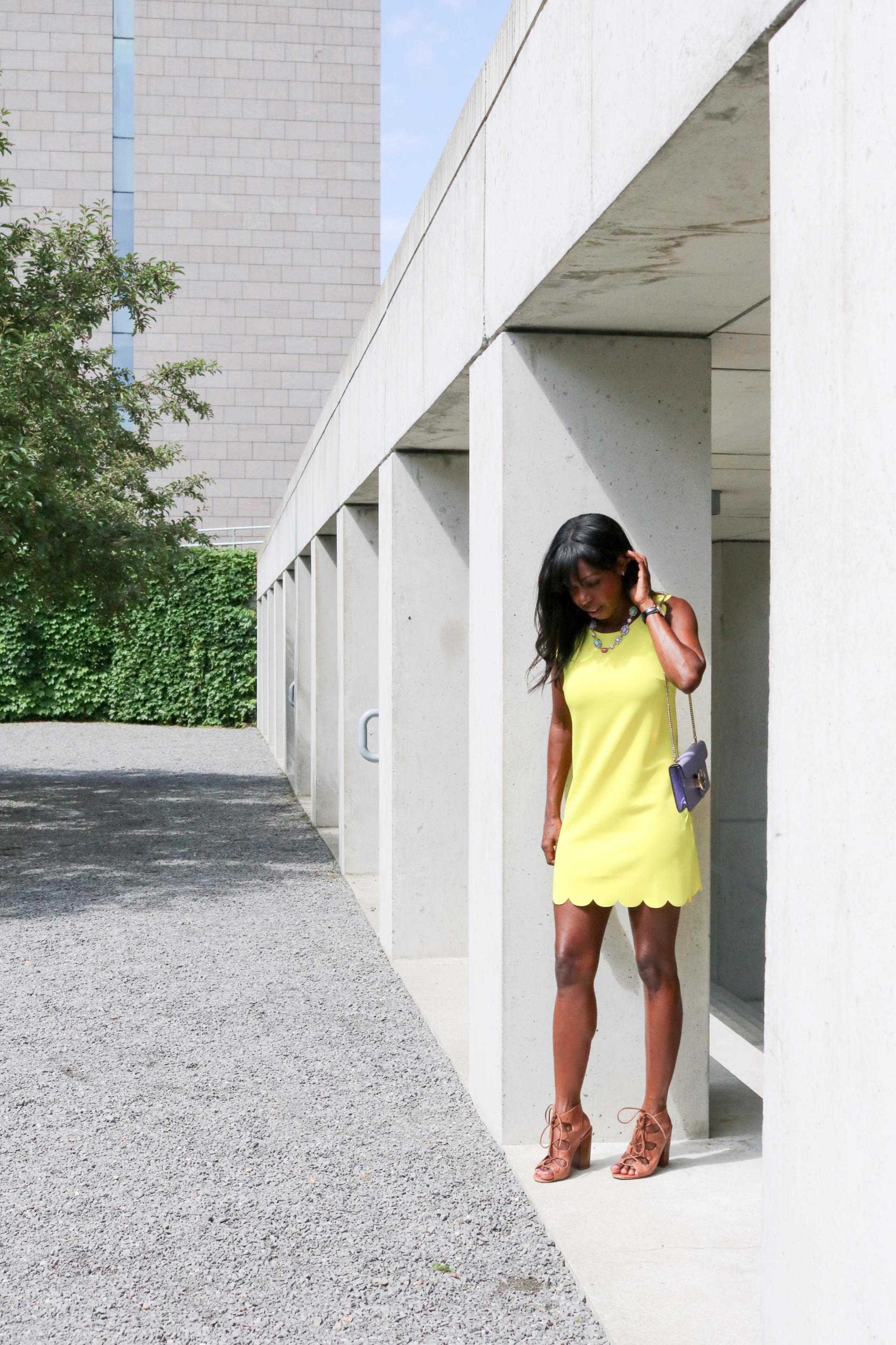 Mellow Yellow - SheInside.com