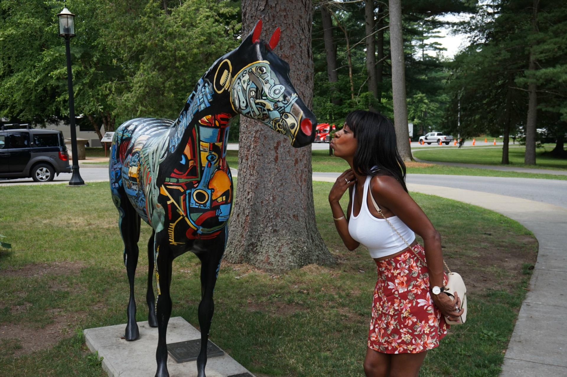 Road Trippin': Saratoga Springs, NY | www.styledomination.com