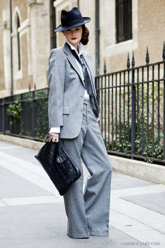 Menswear: A Guide For Women