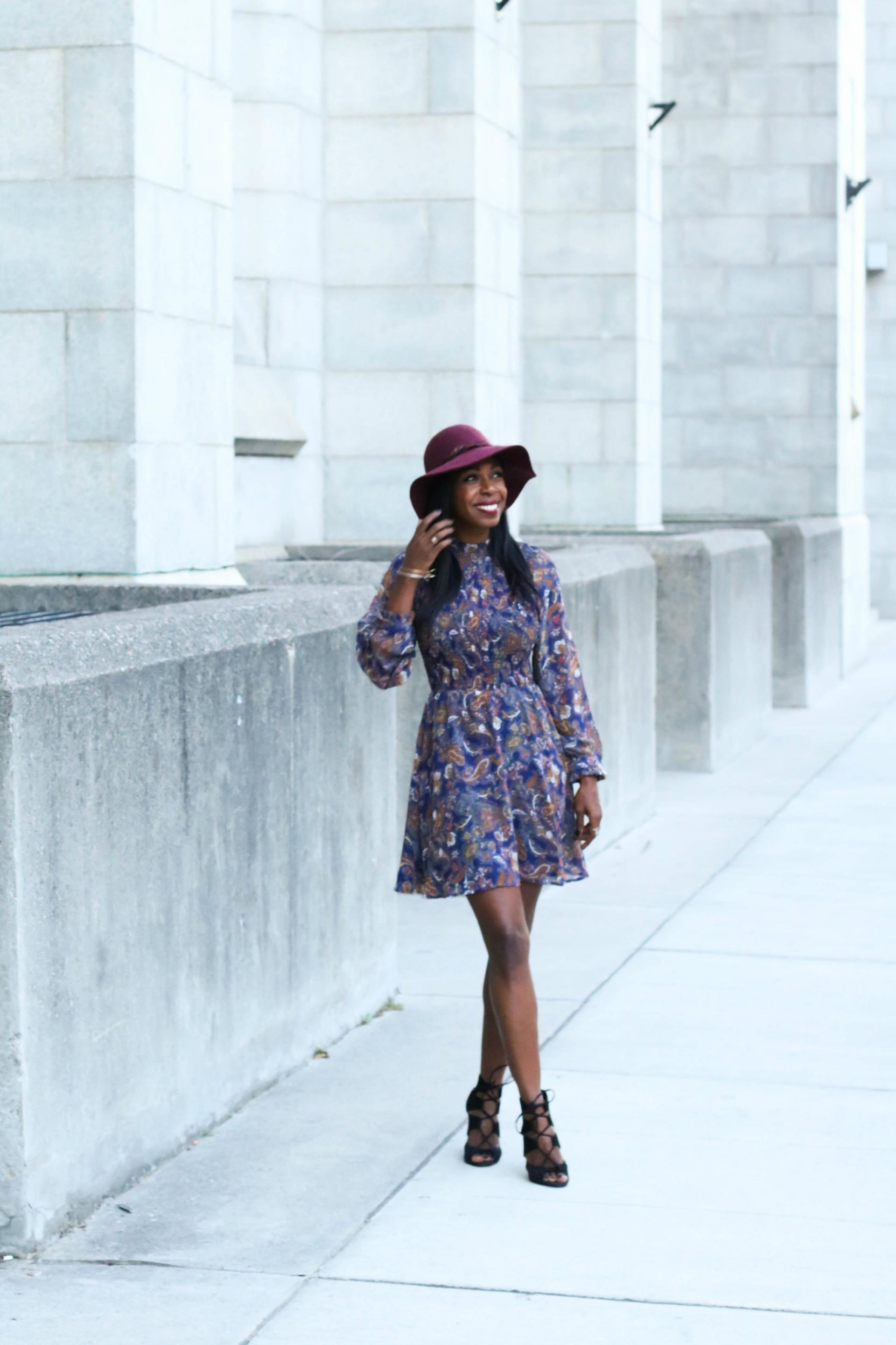 The Autumn Advantage | Www.styledomination.com