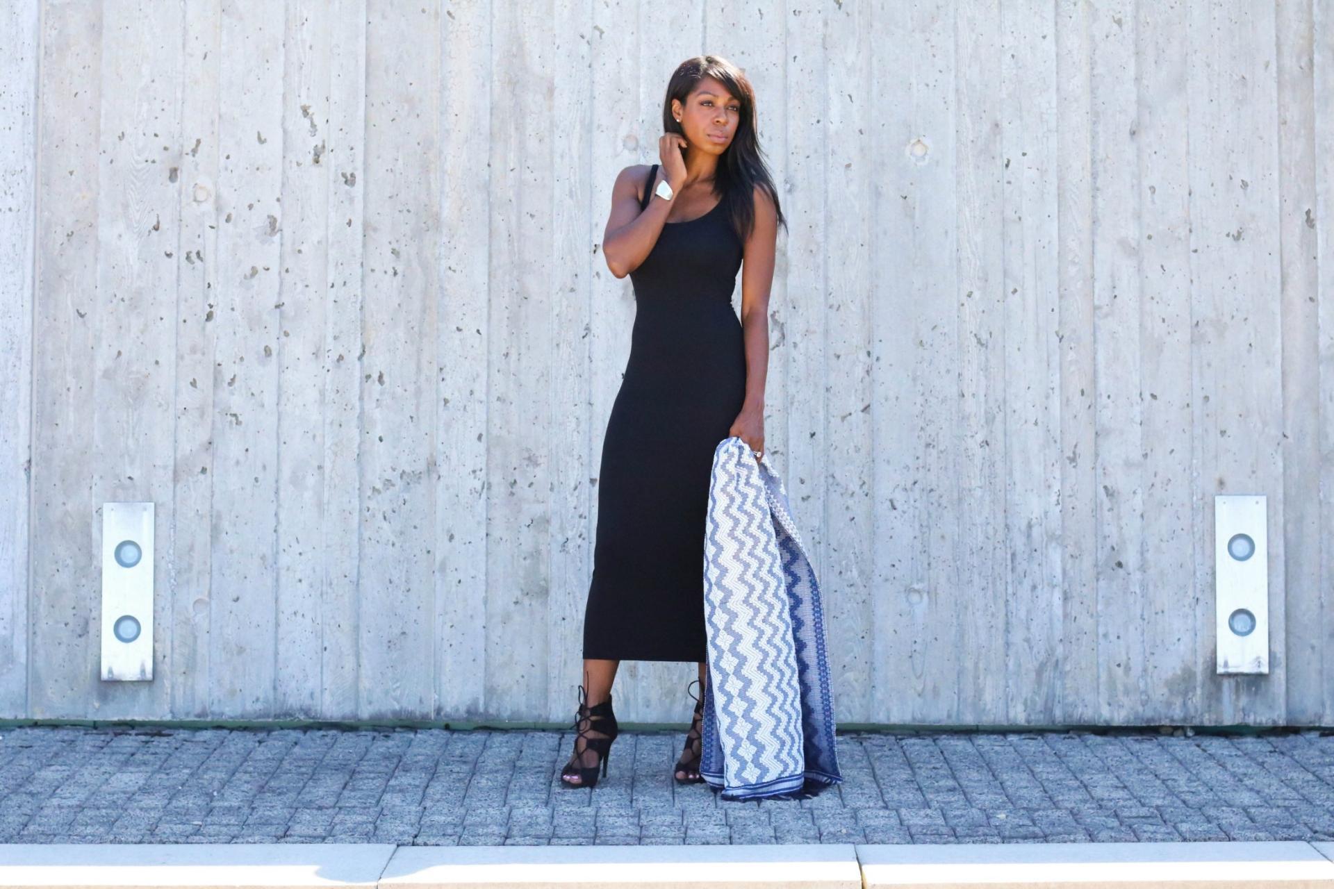 Une Echarpe - Une Vie Luxury Scarves + Giveaway