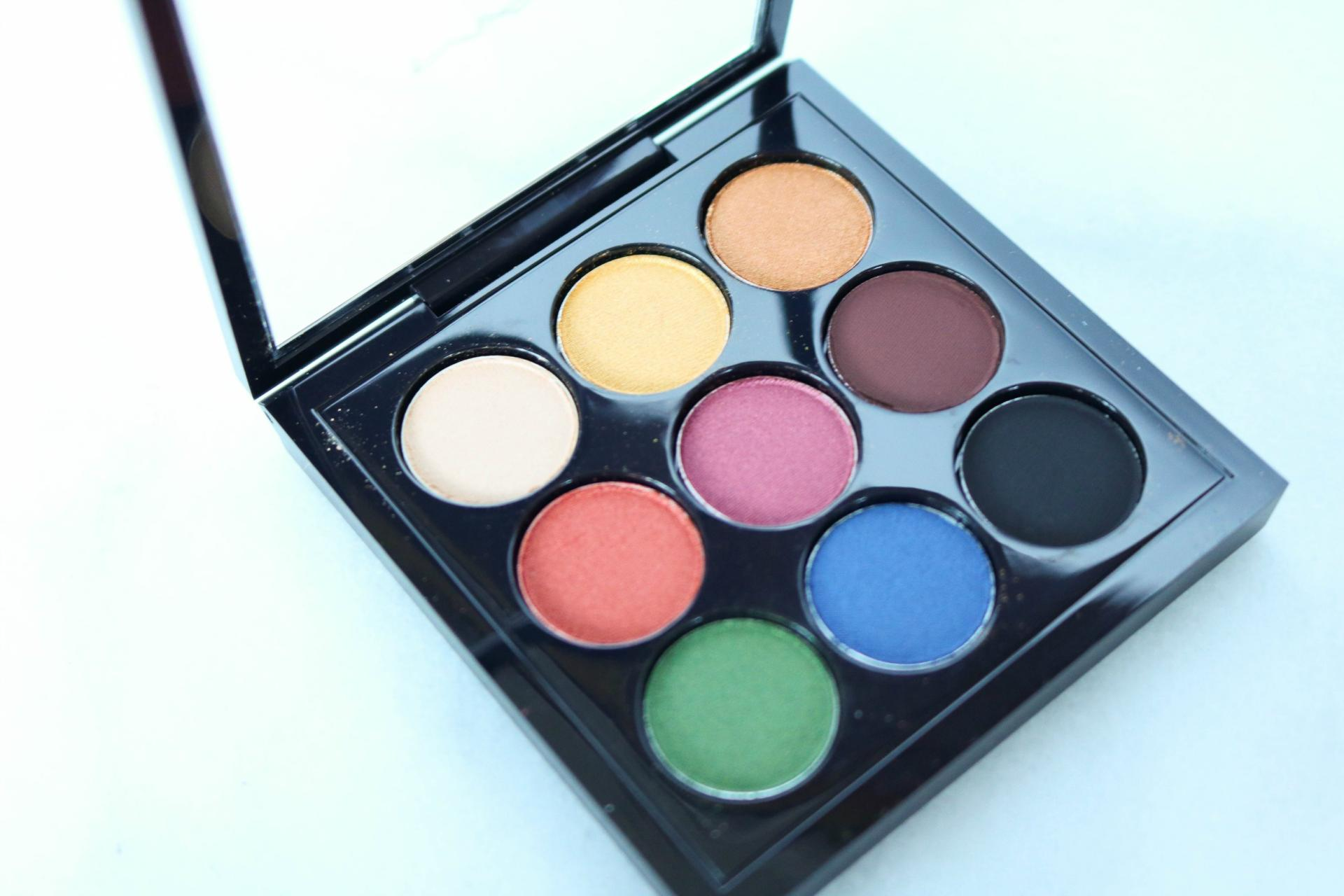 MAC Cosmetics Diwali Light Festival Eyeshadow x 9
