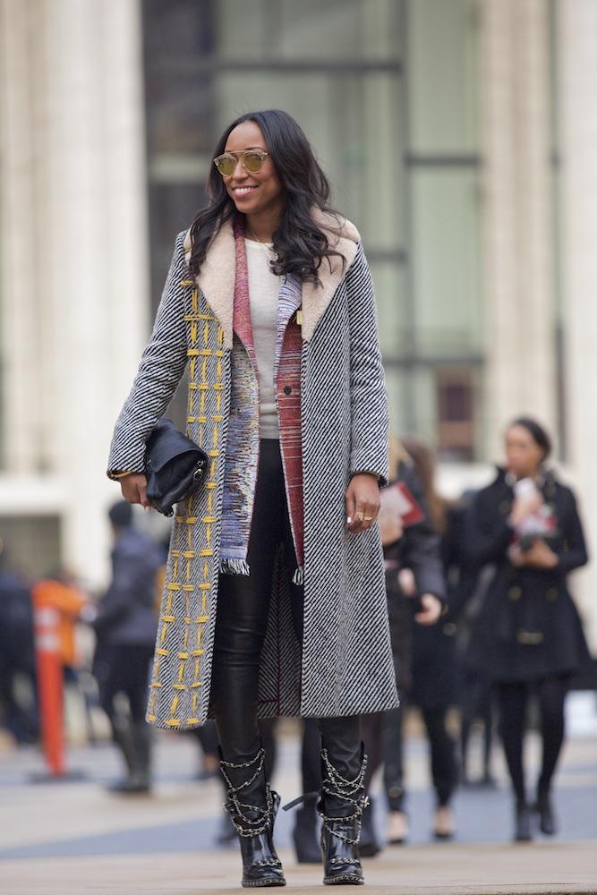 Style Crush: Shiona Turini | www.styledomination.com