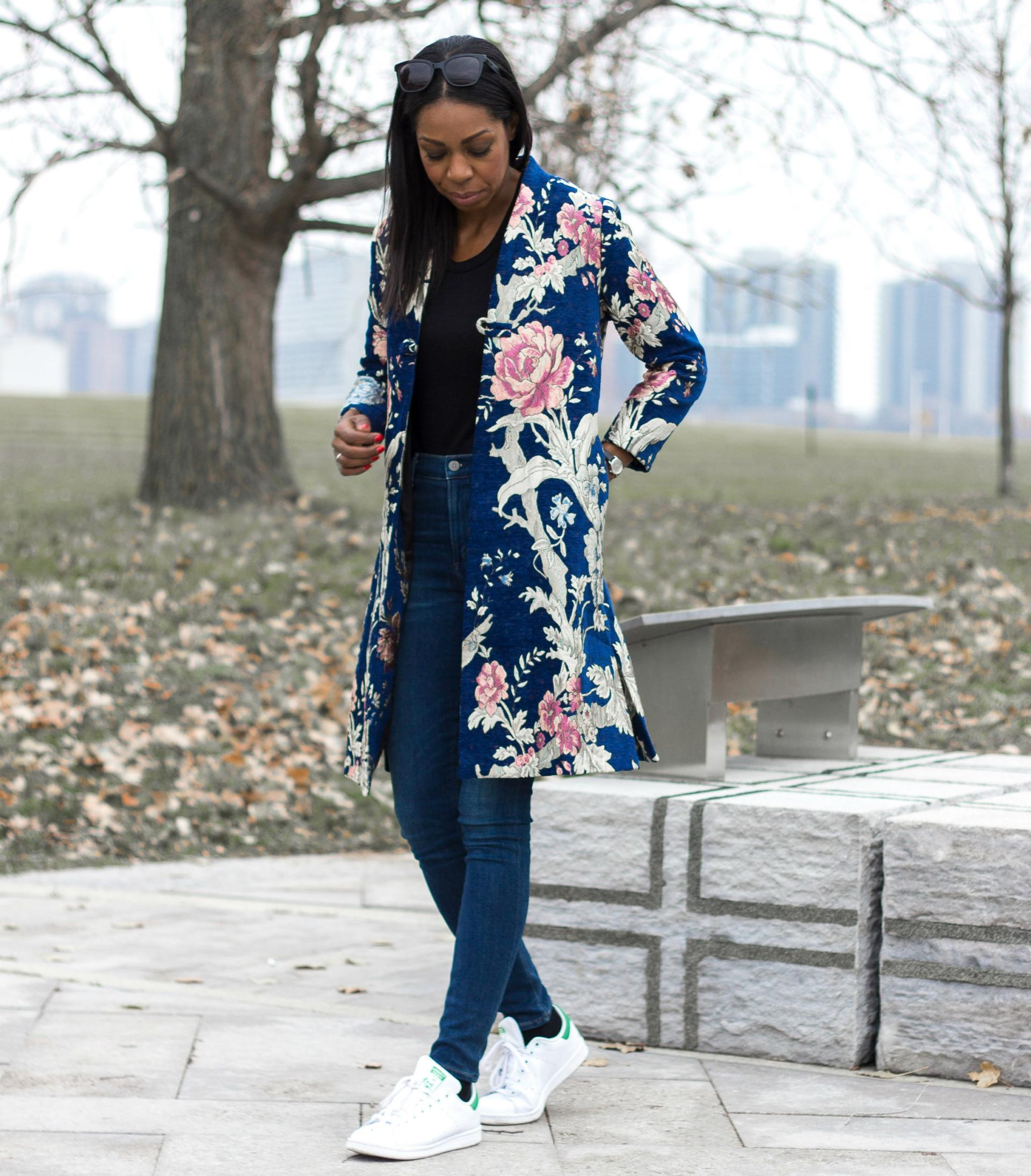 Chinoiserie and Denim