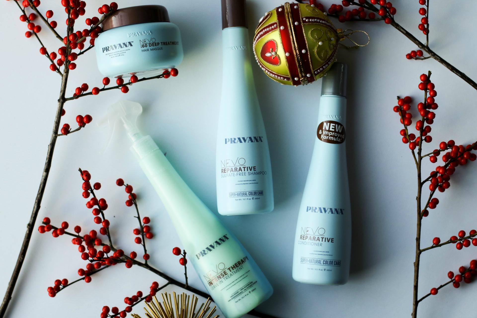 #HairGoals: Pravana, Curly Hair Solutions and Luscious Curlers