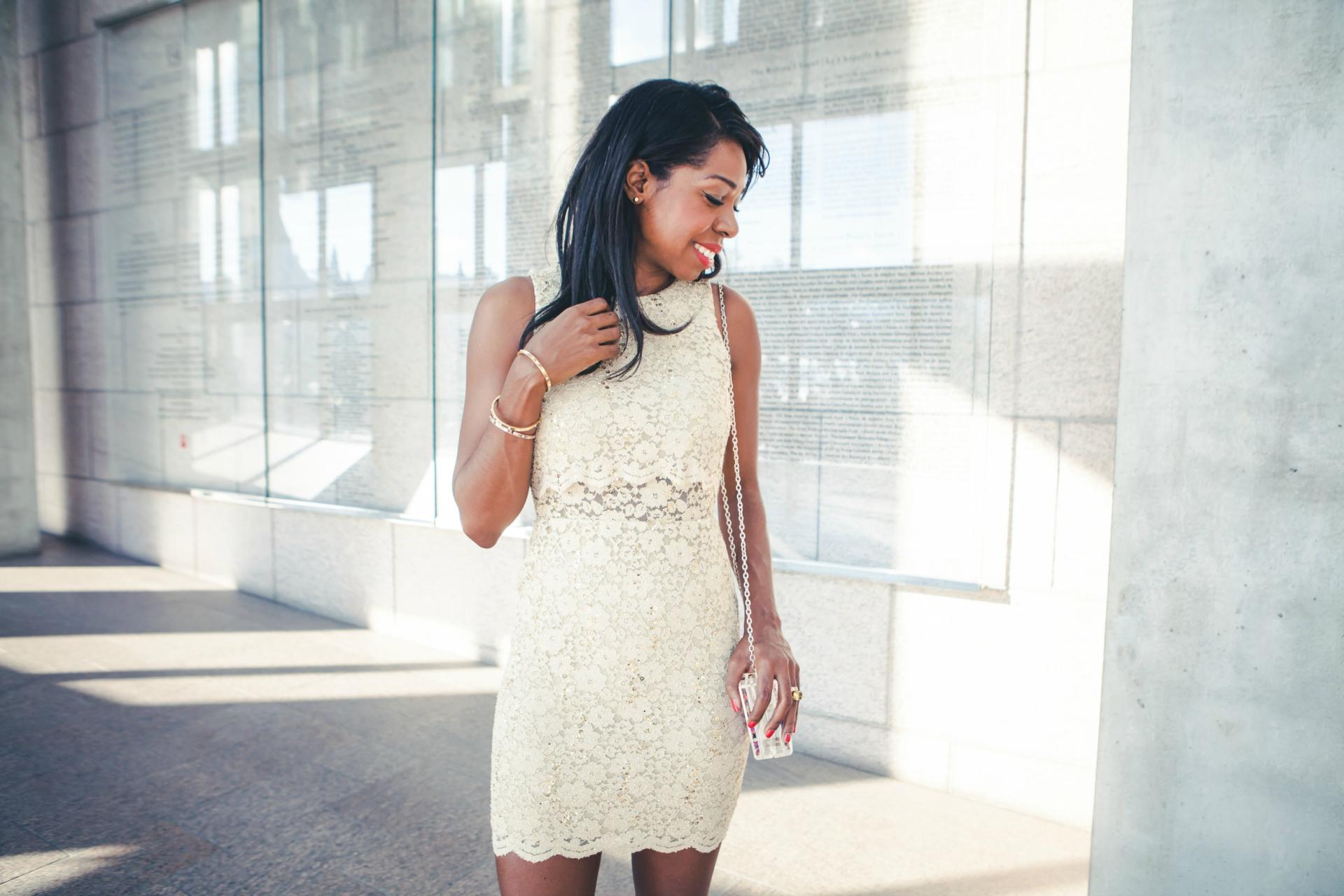 How To Nail A Holiday Party Look - Concept @ Sears Canada