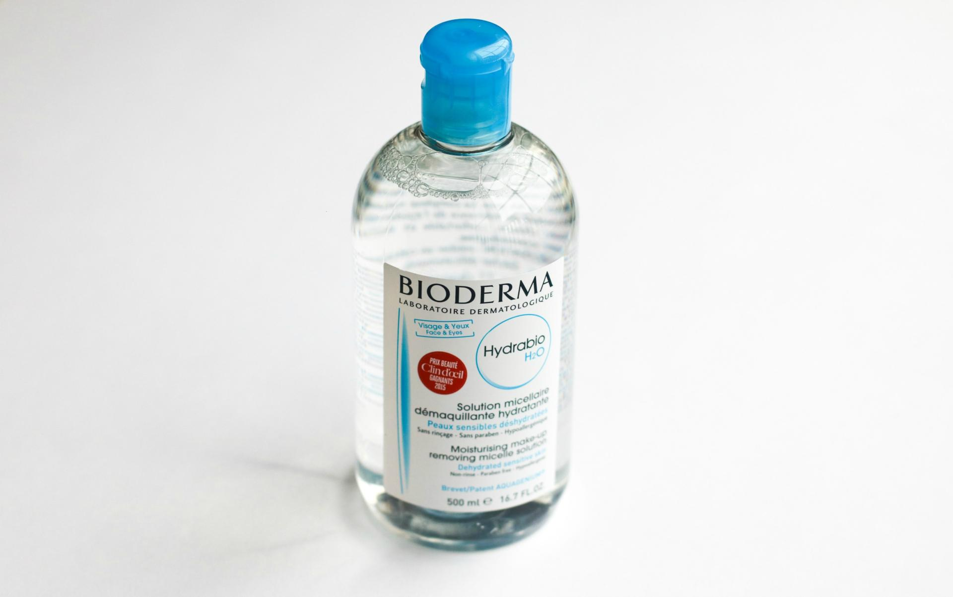 Makeup Remover All-Stars | Bioderma Hydrabio, Sensibio And Sébium