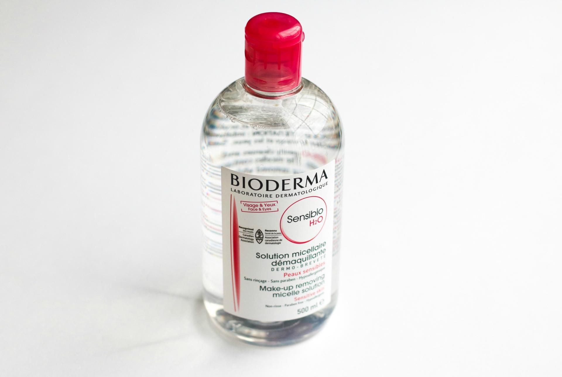 Makeup Remover All-Stars   Bioderma Hydrabio, Sensibio And Sébium