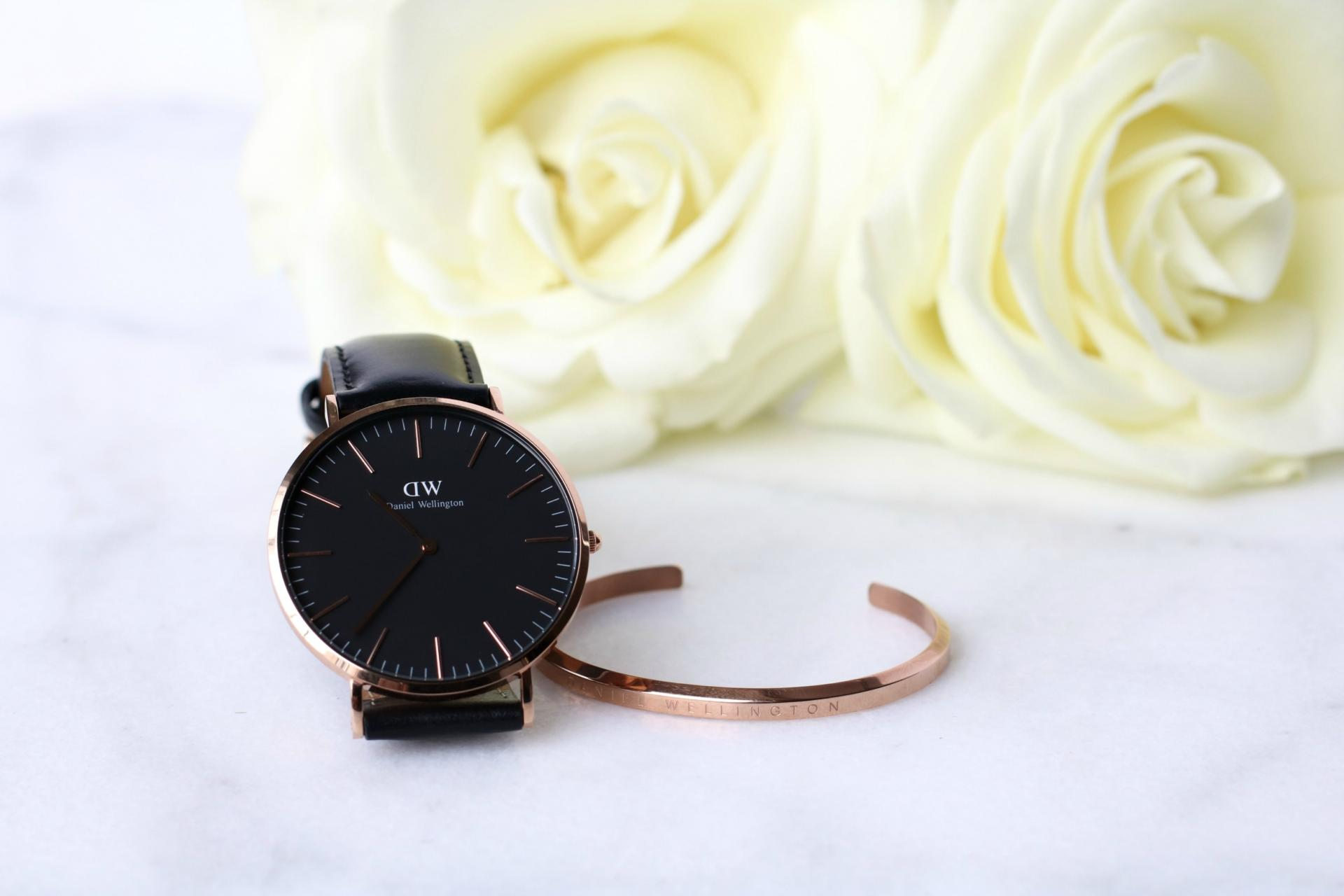 In Love With Daniel Wellington