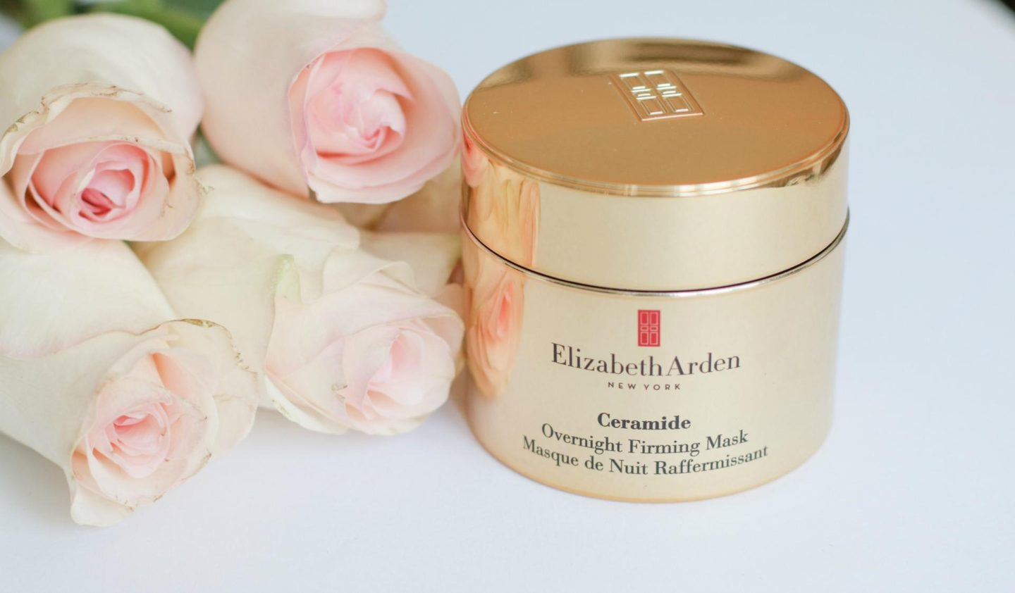 Why You Need To Try An Overnight Mask | Elizabeth Arden Ceramide Overnight Firming Mask