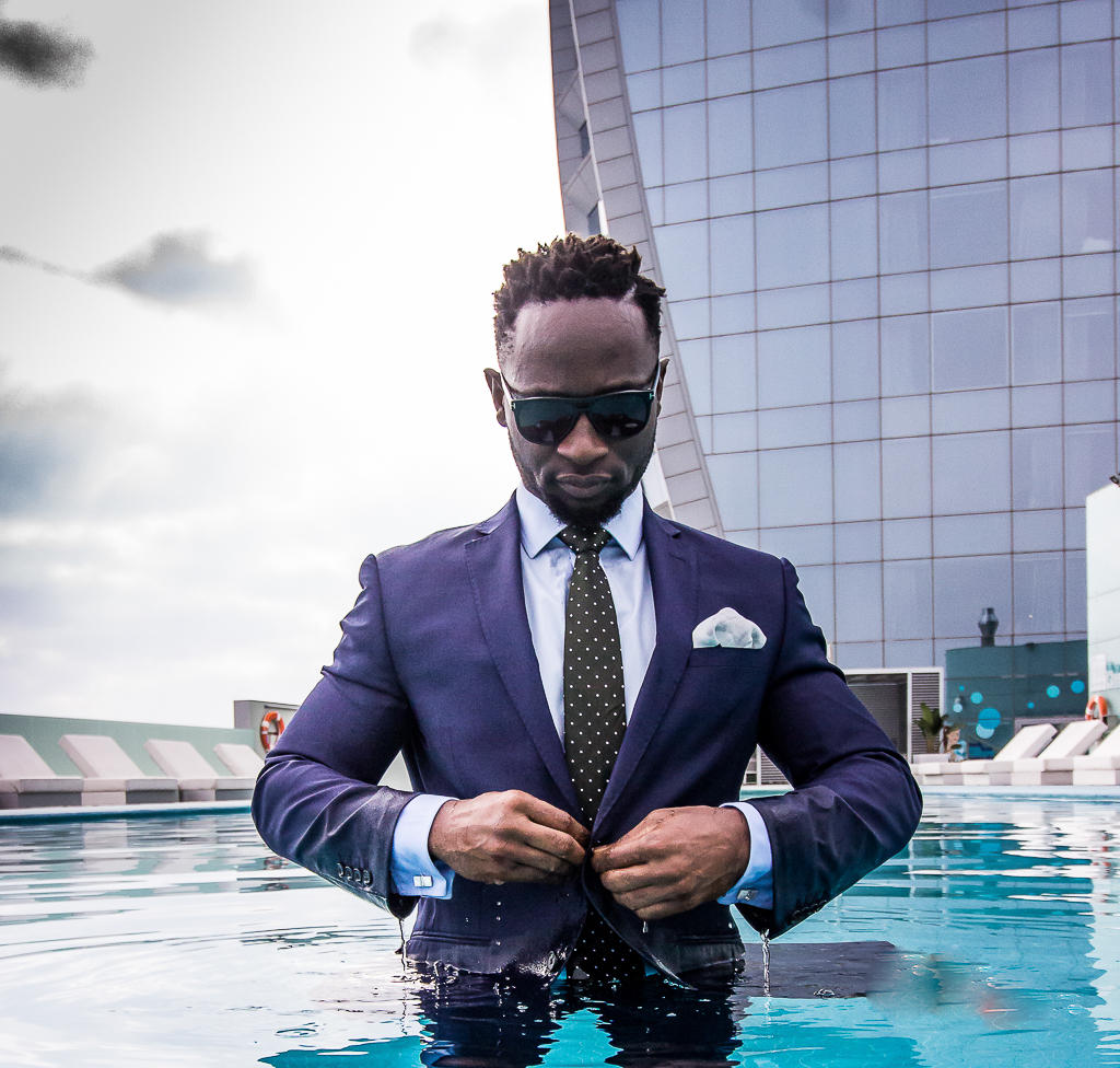 Style Crush: Edmond Kamara, Cuts For Him
