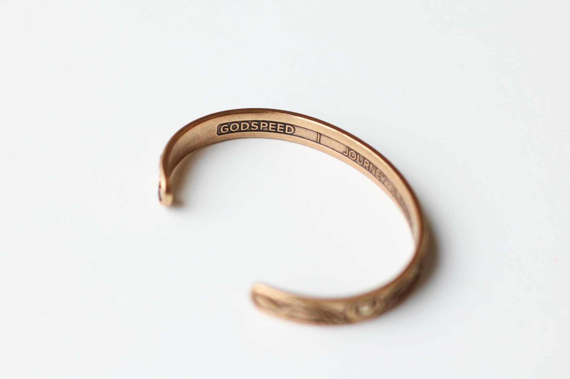 ALEX AND ANI Godspeed Bracelets