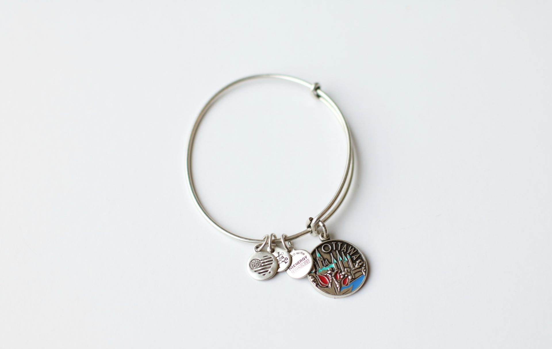 ALEX AND ANI Ottawa Bangle