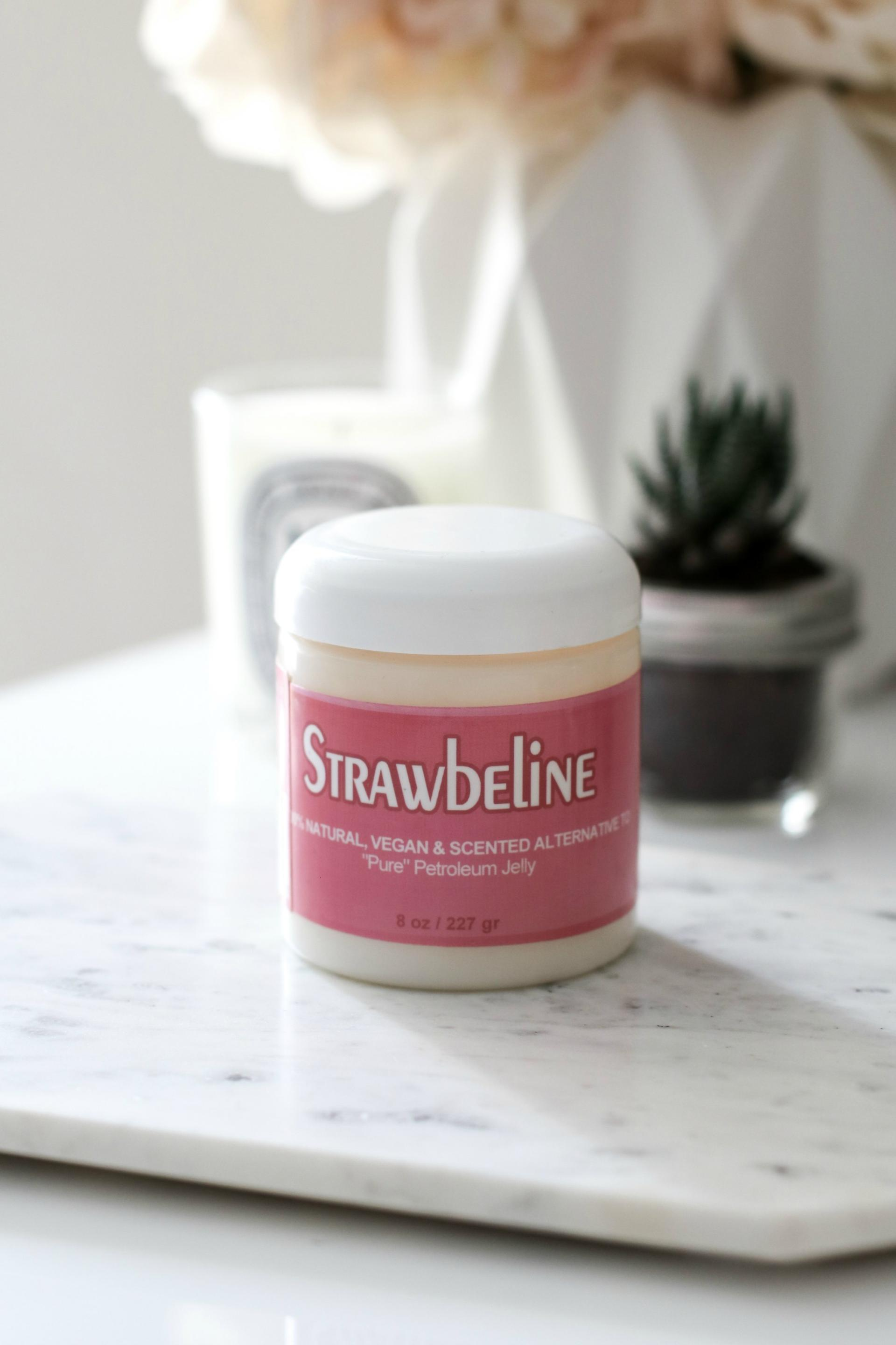 Strawbelline Vegan Petroleum Jelly