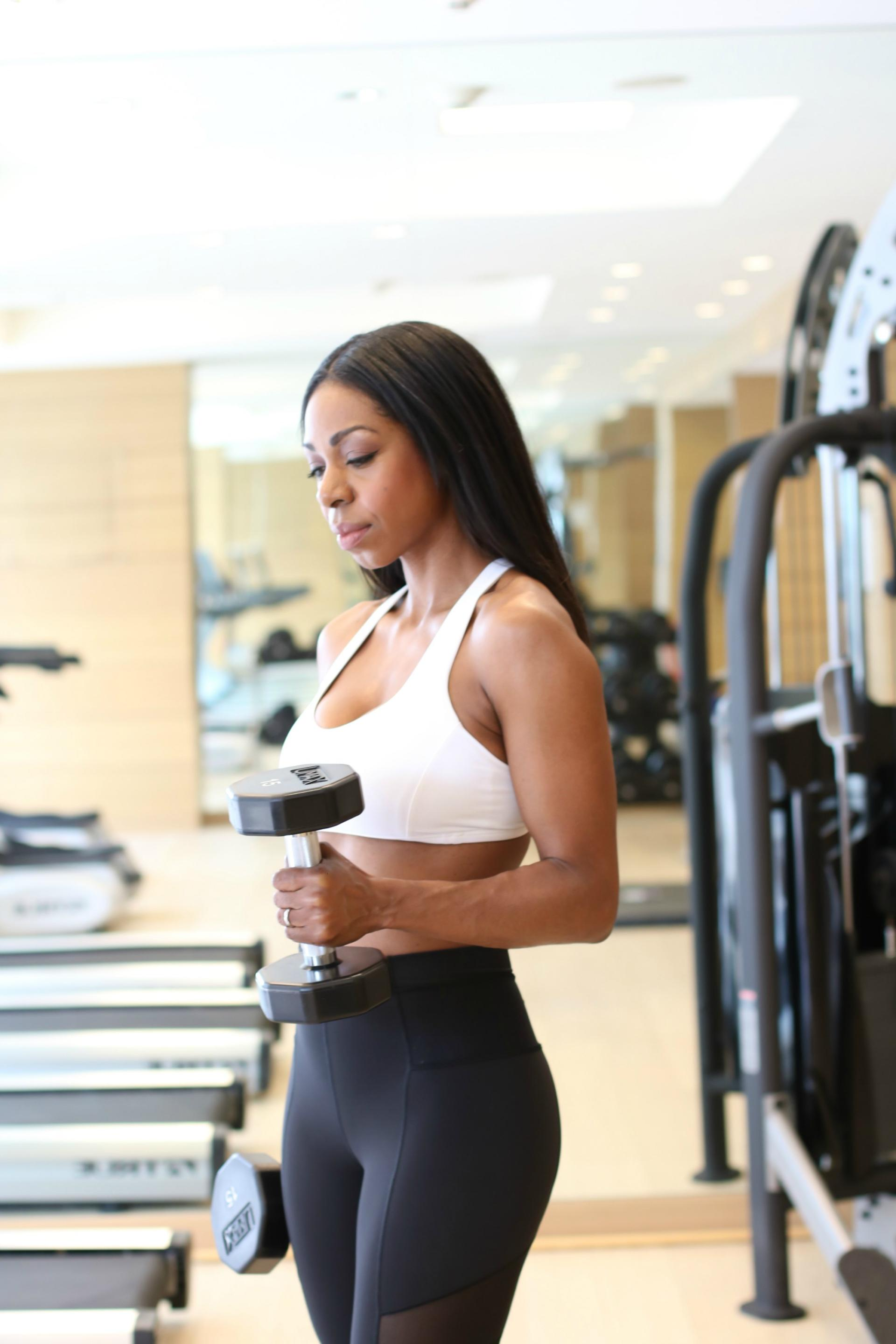 Hammer Curls How To
