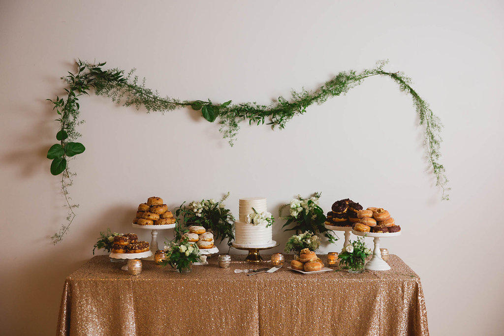 Lovely Wedding Desserts