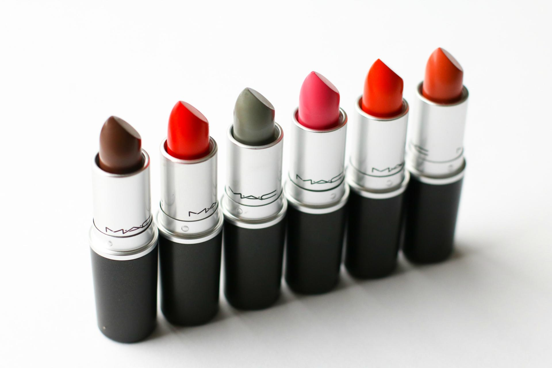 MAC ColourRocker Lipsticks