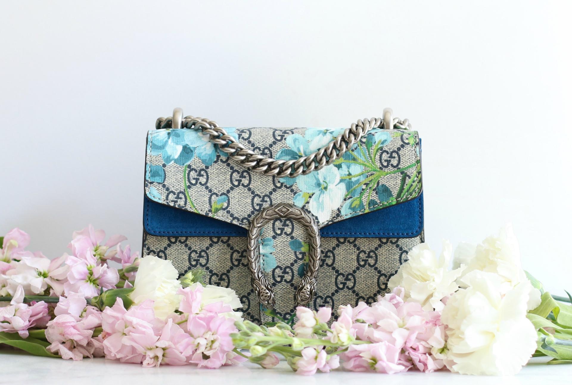 Gucci Dionysus GG Mini Blooms Bag