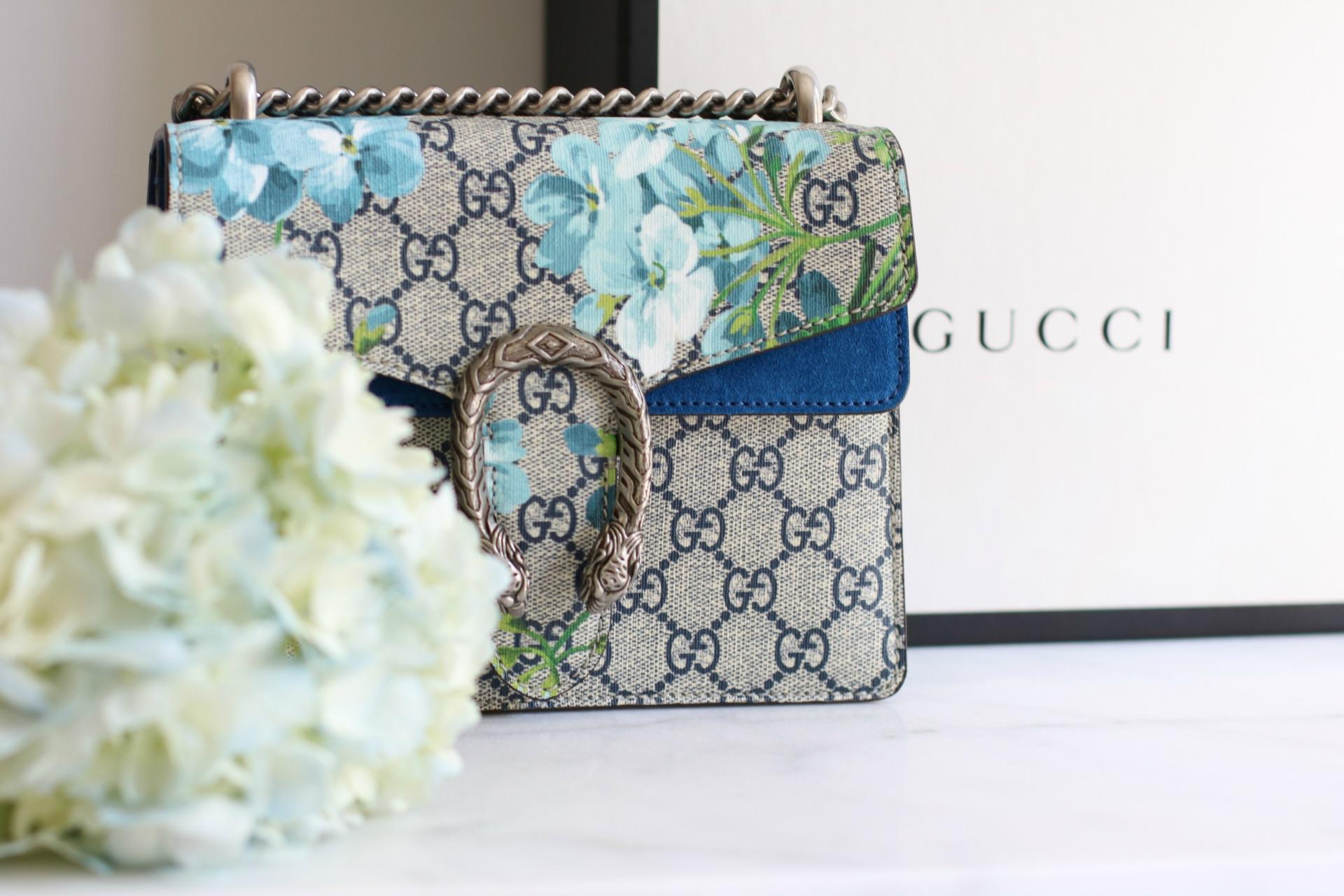 Gucci Dionysus GG Mini Blooms Bag