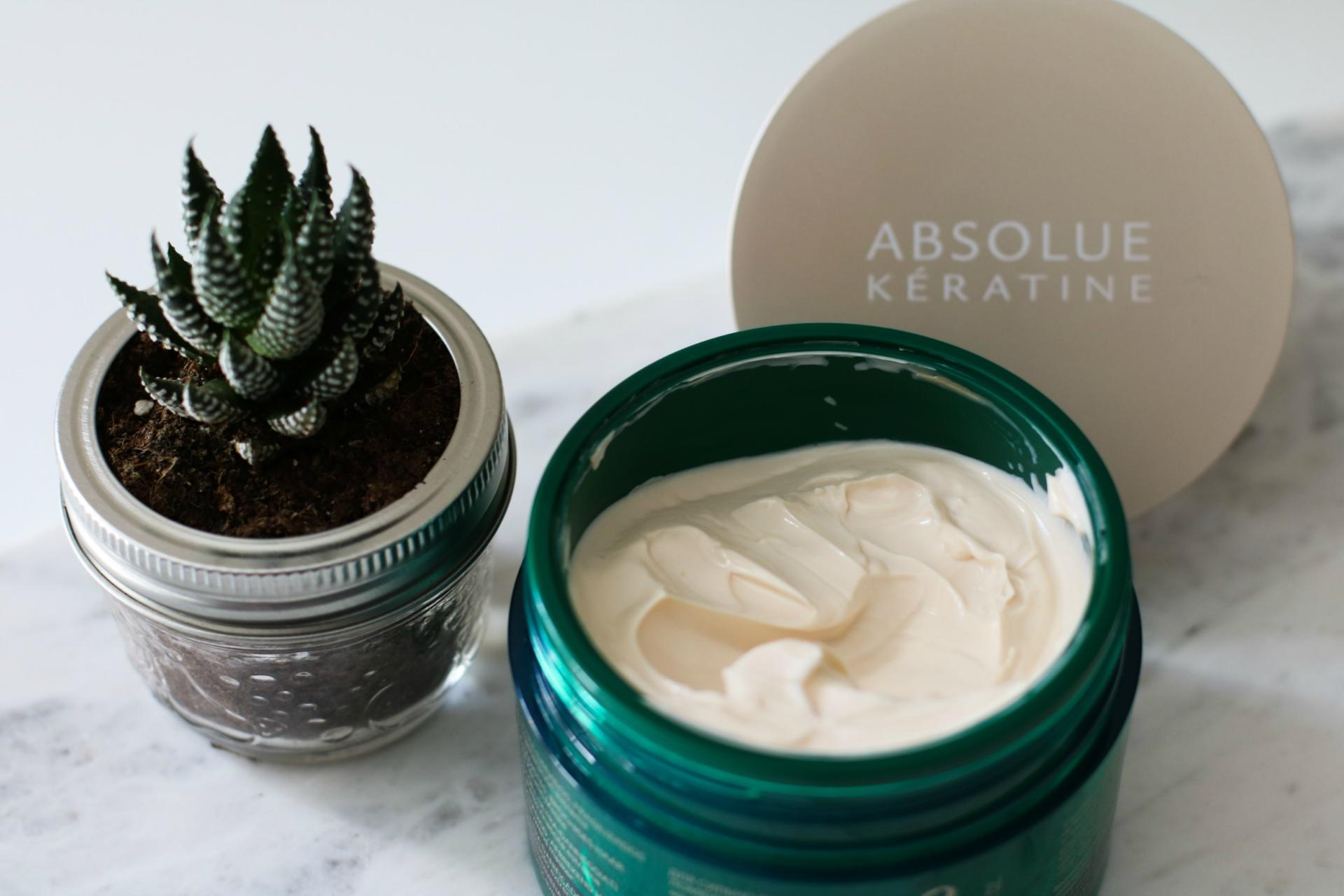 René Furterer Absolue Kératine Ultimate Renewal Mask