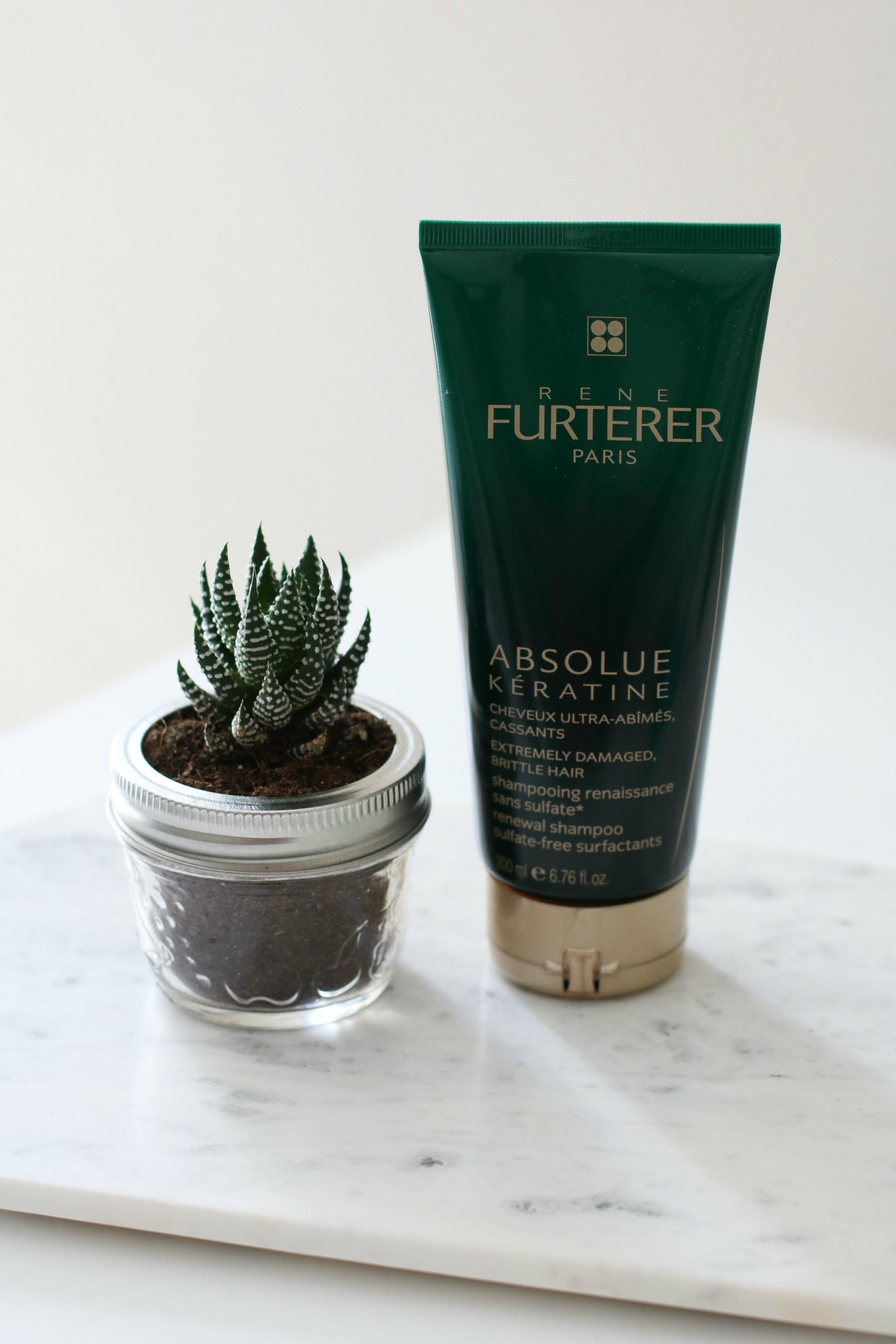 René Furterer Absolue Kératine Renewal Shampoo Sulfate-Free Surfactants