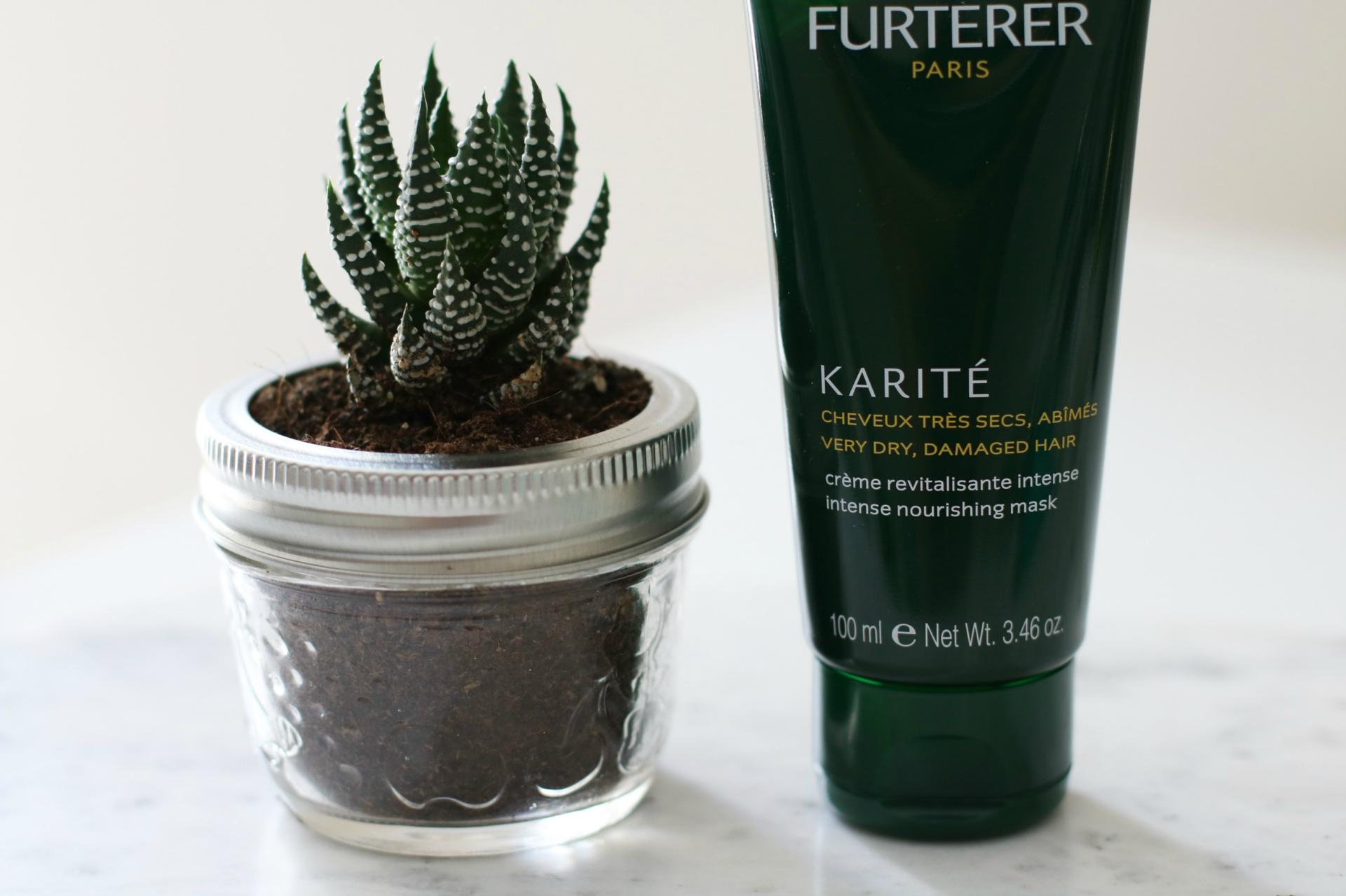 René Furterer Karité Intense Nourishing Mask