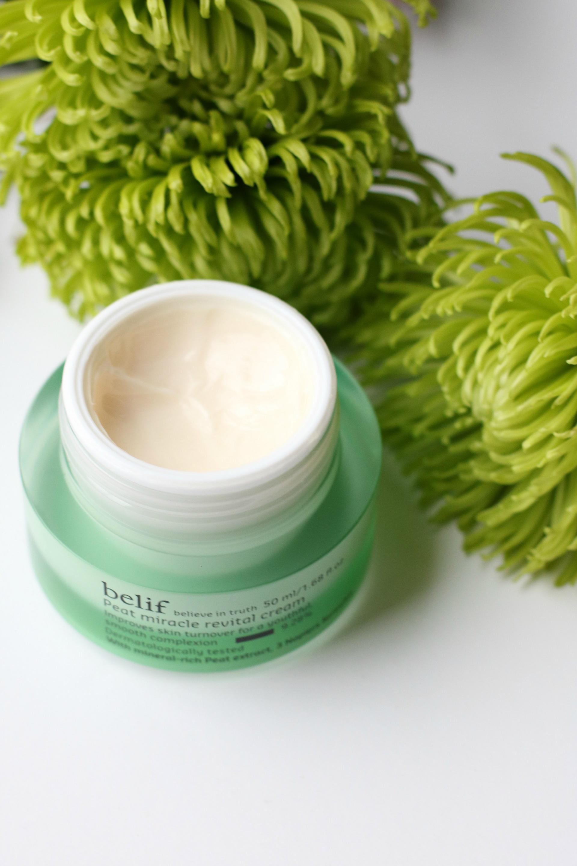 Belif Peat Revital Cream