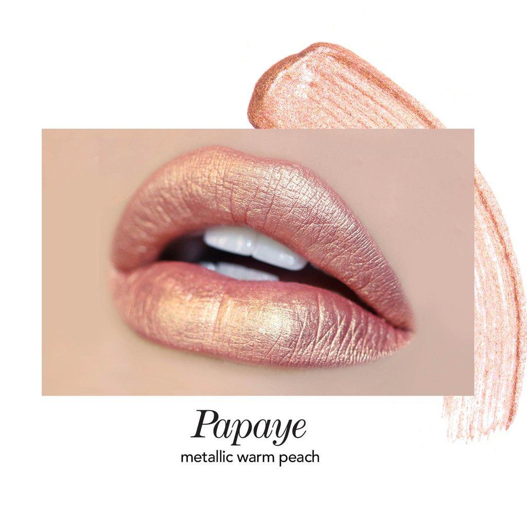 Jouer Liquid Lipstick in Papaye - Beauty Trends