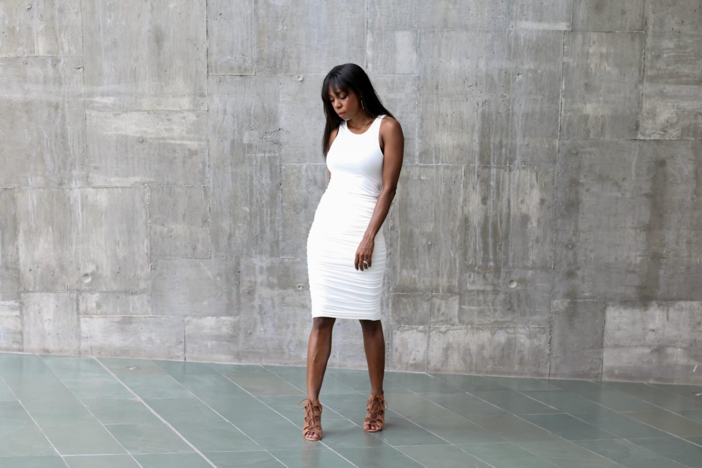The Beauty Of The Go-To Outfit: Eleven Stylish Women Confess | 724 Clothing