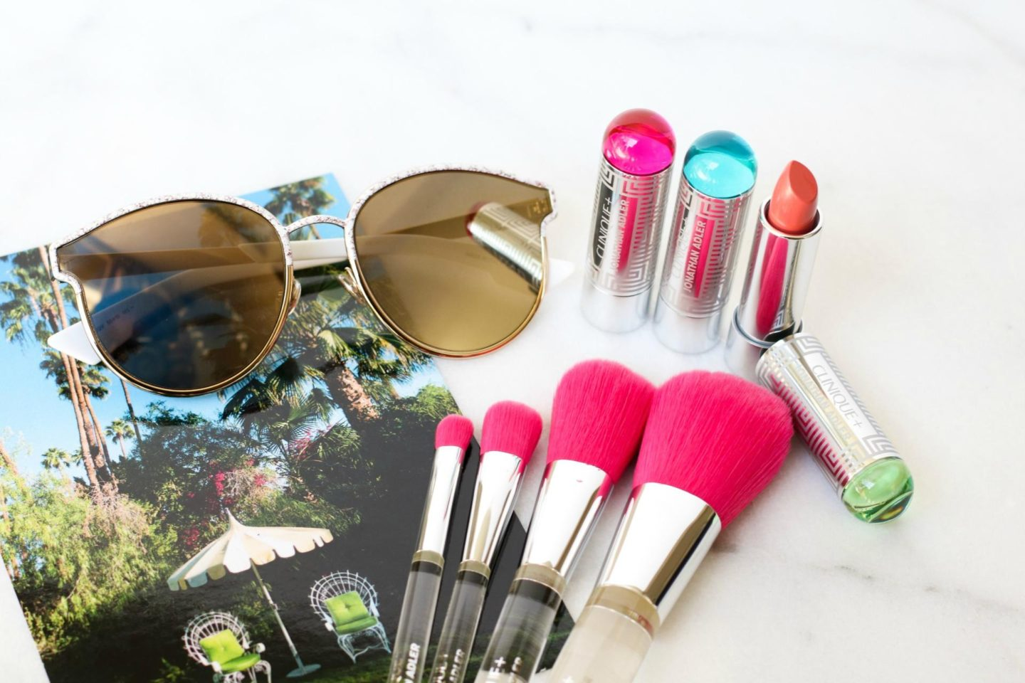 Clinique + Jonathan Adler: Summer Beauty Loves