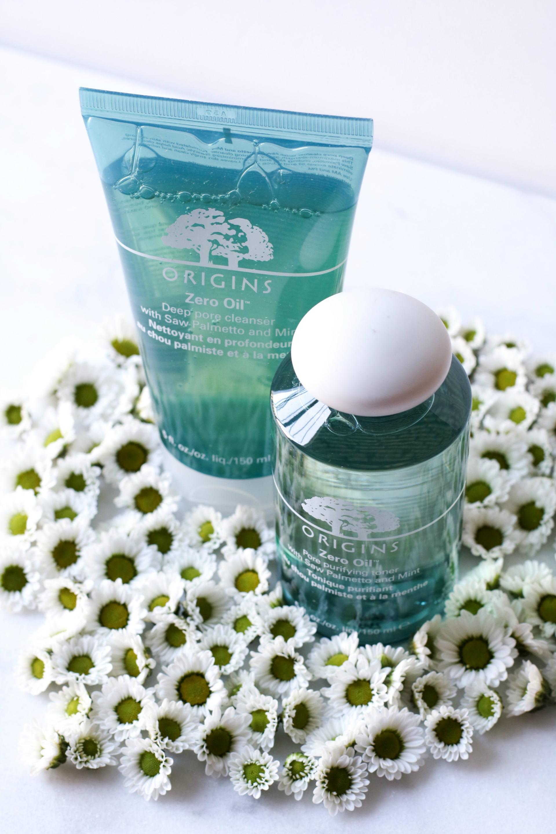 Origins Zero Oil line of products are your rock stars for curbing breakouts and reducing shine. Read on for the full review!