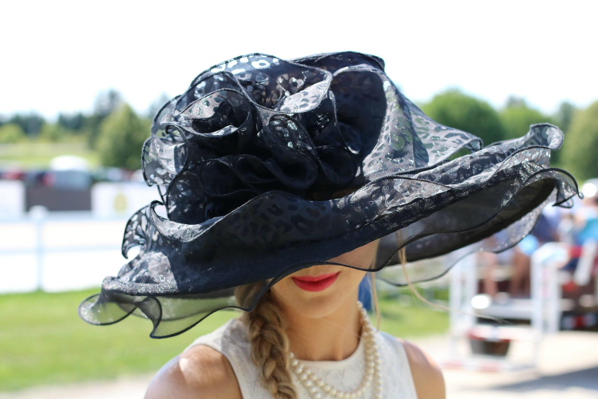 Going to a polo match and need a style guide? Read on! Polo In The Park Ottawa 2017