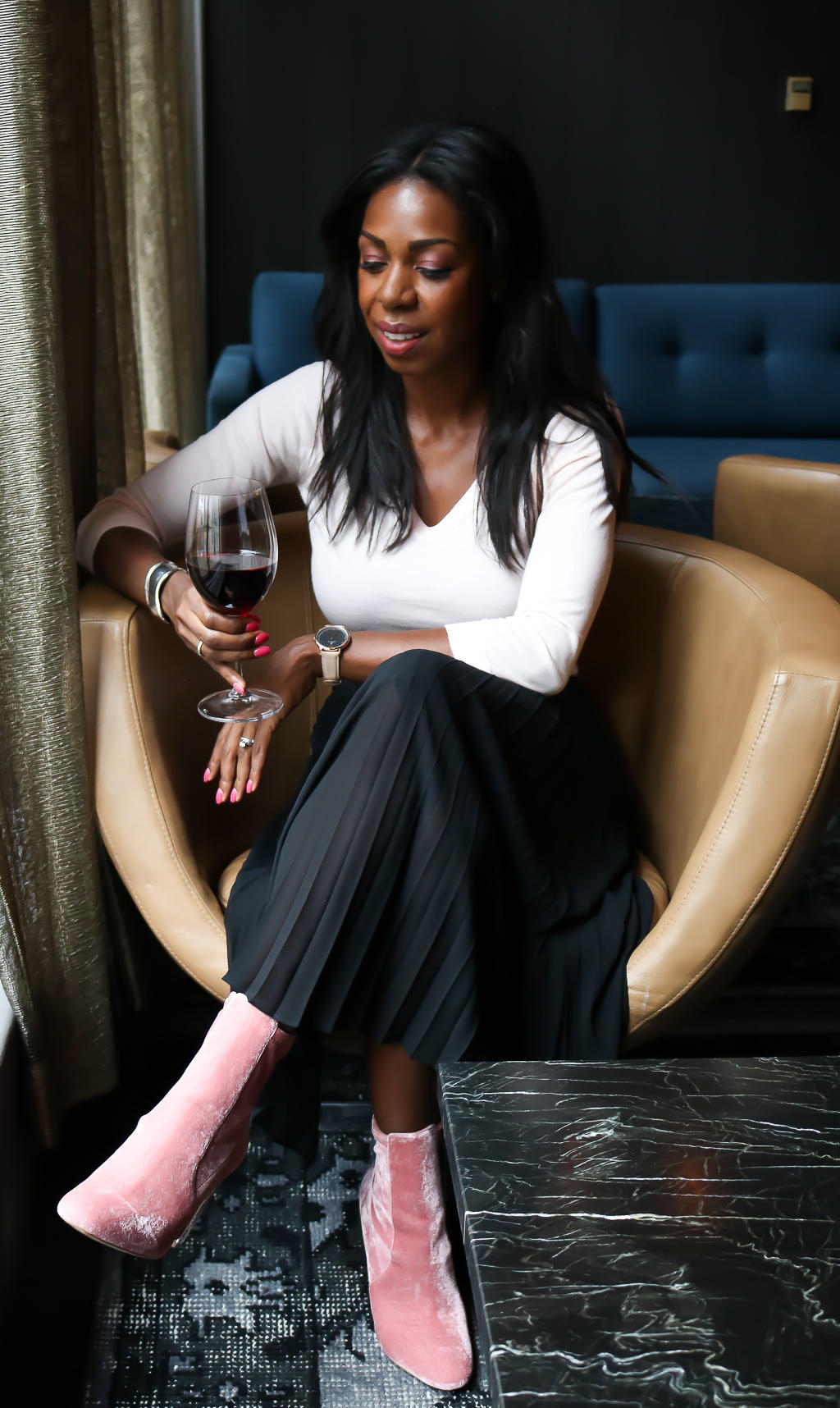 Need some style inspiration for Ottawa's Wine & Food Festival? I have some ideas to help you out!