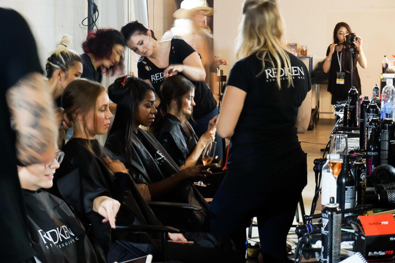 Redken Ready: Toronto Women's Fashion Week SS2018